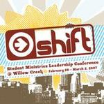 Shift Conference graphic