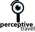 Perceptive Travel Logo