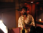 Salim Washington, Recording 'AMERICA, STAND PROUDLY!'