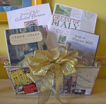 The Romantic Italy Travel Gift Basket