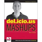 del.icio.us Mashups by Brett O'Connor - book cover