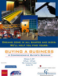 Buying a Business - A Comprehensive Buyer's Seminar