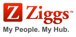 Ziggs People Hub lets you personalize the Internet around your people, your work and your life.