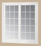 Heritage Series French style sliding patio door
