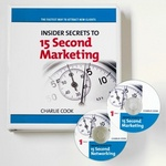15 Second Marketing in Print and Audio