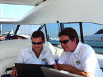 Wireless Broadband Internet for Yachts
