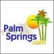 PalmSprings.com logo