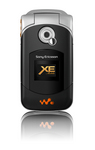 Rock n' Talk with the W300 Walkman® phone offered by XE Mobile