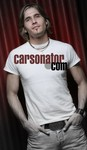 Jason Carson, Voice of the Carsonator Podcast