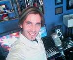 Jason Carson in the Carsonator Studios.