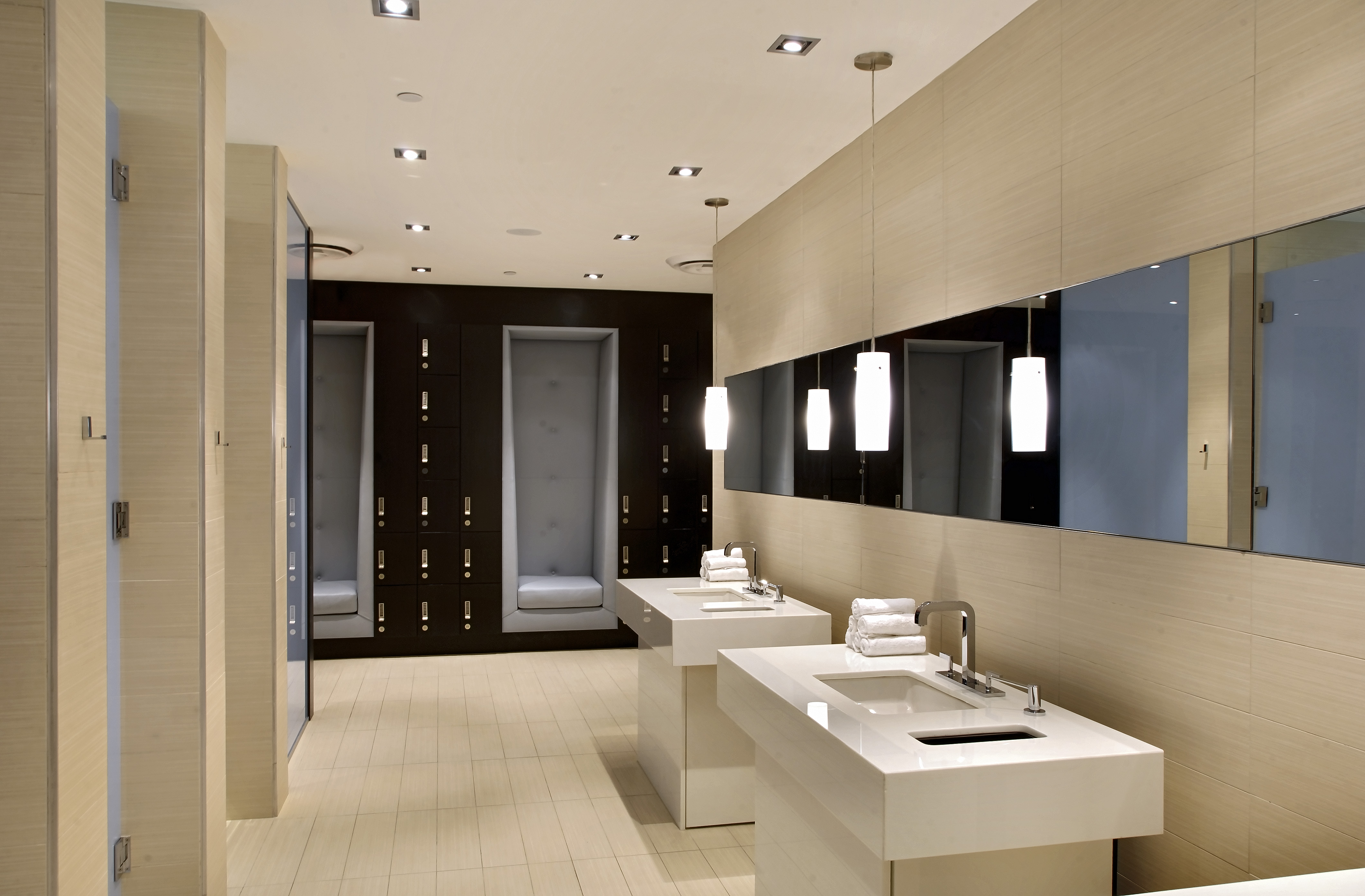 room the women s locker room at sitaras fitness created by anyk design
