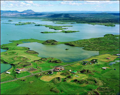 Hotel Reynihlid By Lake Myvatn North Iceland Is Now Open For Business On The Web