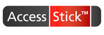 AccessStick logo.