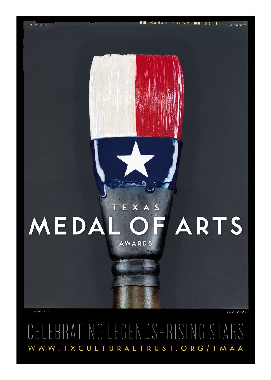 2007 Texas Medal Of Arts Awards To Honor Brightest Lone
