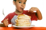 Pancakes Make  A Wholesome Family Breakfast