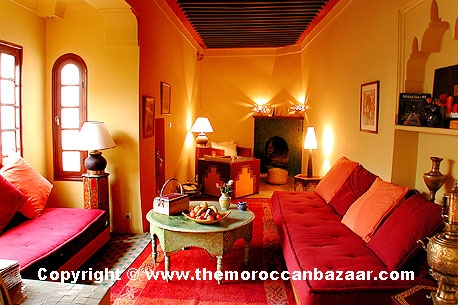 Living Room Design Photos on Lighting Importer Announces Moroccan Themed Interior Design Contest