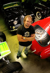 Michael Anthony hot rod and car fanatic