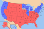 Red vs. Blue from Wikipedia