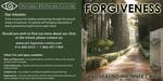 Forgiveness CD