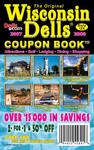 2007 Original Wis Dells Coupon Book Cover