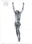 A Crucifix by Michelangelo Buonarroti
