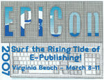 EPICon, the yearly convention of EPIC, comes to Virginia Beach, just in time for Read An e-Book Week!