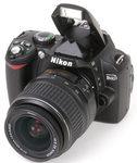 Get the tour of the Nikon D40