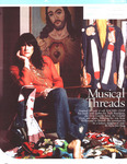 Photo of Rachel from Detroit Hour Magazine