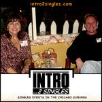 Intro2Singles meeting over wine.