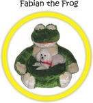 Fabian the Frog by Bedpals™