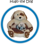 Hugo the Dog by Bedpals™