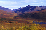 Tombstone Mts along the Dempster Highway
