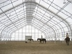 ClearSpan Fabric Structures, International, Inc. Indoor Riding Arena