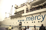 Mercy Ships returns to Liberia