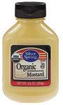 Bronze Medal Winner - Organic Horseradish Mustard