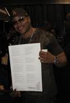 LL Cool J at the NAACP Image Awards
