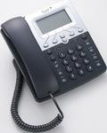 The Camrivox Flexor VoIP telephone