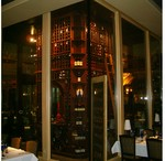 Perry's Steakhouse & Grille wine tower