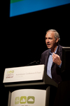 Jerry Yudelson speaking at the Green Cities conference in Australia