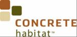 Concrete habitat logo
