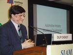 Dilip Chenoy, Director General SIAM