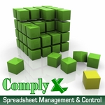 ComplyXL for spreadsheet management and control