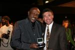 Louis Gossett Jr., and Norm Levy