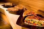 Organic Focaccia Sandwiches