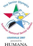 2007 National Senior Games Logo