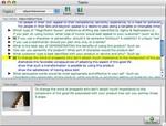 Creative Software Brainstorming Advertising Module Screennshot ThoughtOffice