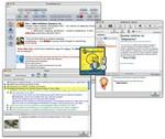 Creative Software Brainstorming Module Screenshot ThoughtOffice