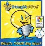 ThoughtOffice Creativity Software Mascot