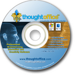 ThoughtOffice Innovation Software, Free Download and on CD