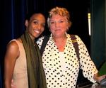 Venus Jones and Tyne Daly